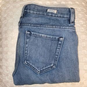 Brandy Melville Distressed Washed Skinny Jeans